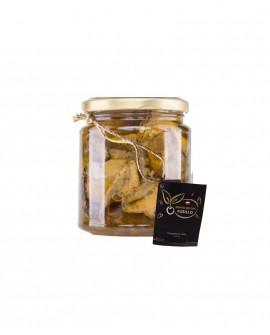 Melanzane grigliate in olio extravergine di oliva - vaso 314 ml - Agricola Fusillo