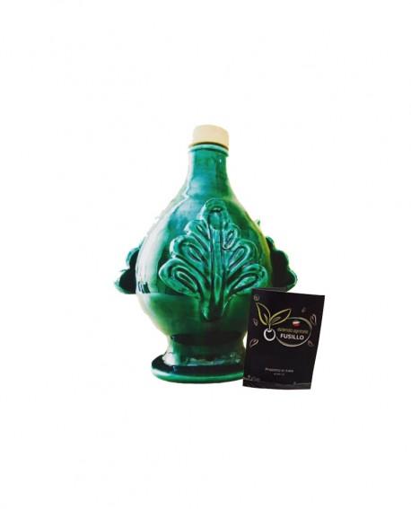 Olio extravergine d'oliva cultivar Coratina - Pumo Oliera 250ml - Agricola Fusillo