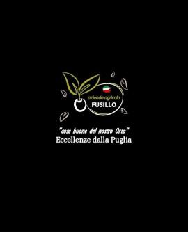 Olive Bella Cerignola in salamoia - pezzatura media G - secchio plastica 5kg sgocciolato - Agricola Fusillo