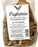 I Crackerini ai Cereali artigianali - busta 300g - Forno Pugliamia
