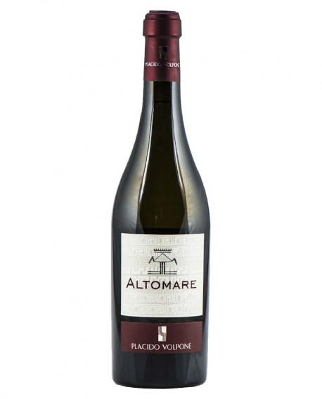 Altomare IGP falanghina, vino bianco fermentato in barrique - bottiglia 0,75 lt - Cantina Vini Placido Volpone