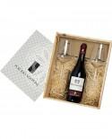 Box regalo in legno Aglianico - Cantina Vini Placido Volpone