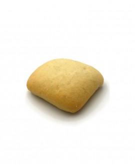 Ciabatta Classica surgelata 30g - cartone sfuso n.184 pezzi - Pane di Altamura di semola rimacinata di grano duro- Mininni Buene
