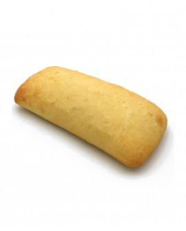 Ciabatta Classica surgelata 100g cartone sfuso n.50 pezzi - Pane di Altamura di semola rimacinata di grano duro - Mininni Buene