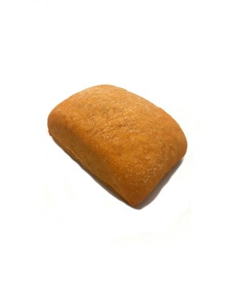 Ciabatta alla Paprika surgelata 30g - cartone sfuso n.184 pezzi -Pane di Altamura semola rimacinata di grano duro- Mininni Buene