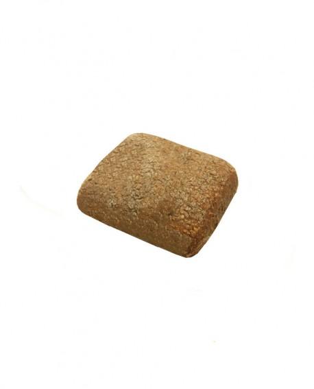 Ciabatta integrale surgelata 30g - cartone sfuso n.184 pezzi  -Pane Altamura integrale di semola di grano duro- Mininni Buene