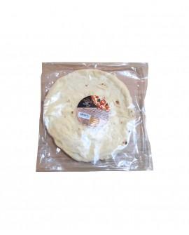 Base Pizza surgelata di semola rimacinata di grano duro 22cm tonda 125g - cartone sfuso n.24 pezzi - Mininni Buene Altamura
