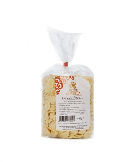 Orecchiette 400g x 12 pz specialità tipica pugliese  - Fiore di Puglia