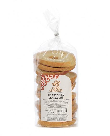 Friselle classiche 250g x 20p - Fiore di Puglia
