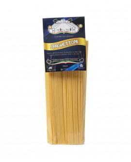 Spaghettoni artigianali 500g - pasta di semola di grano duro italiano trafilata al bronzo - Pastificio il Mulino di Puglia
